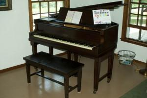 klassisches klavier
