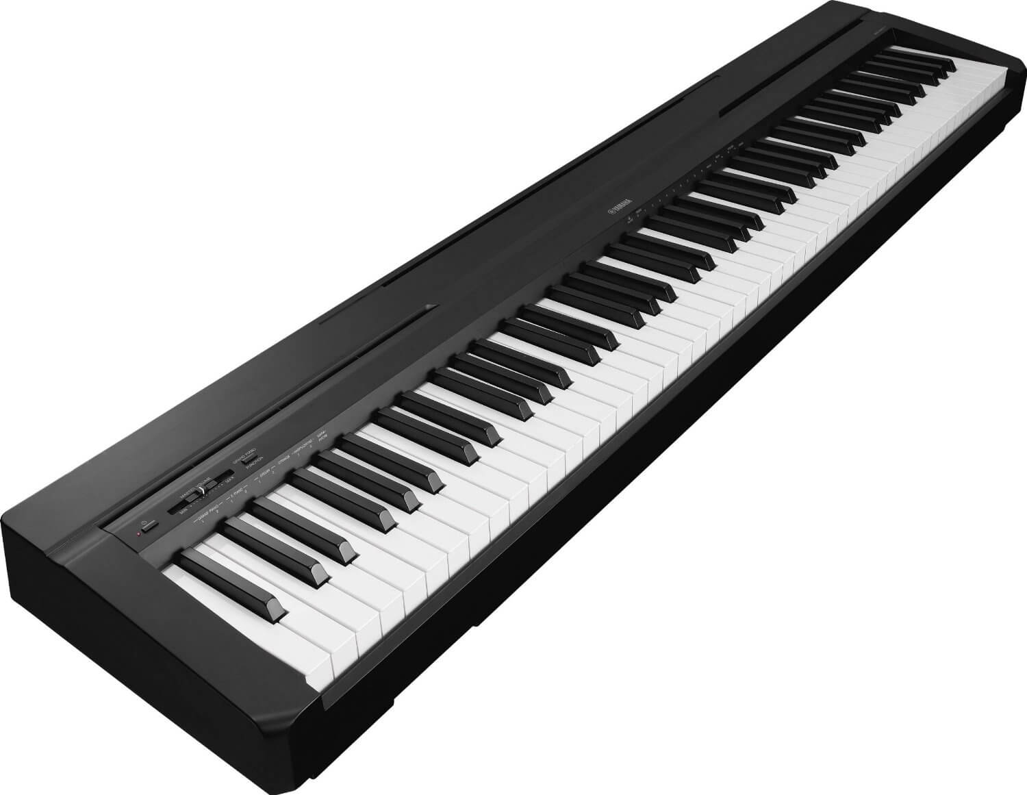yamaha p 45b digital piano im test epiano. Black Bedroom Furniture Sets. Home Design Ideas