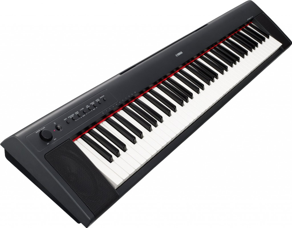 Sustain Yamaha Keyboard