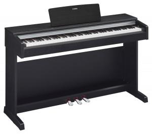 e-piano yamaha ydp-143b arius test
