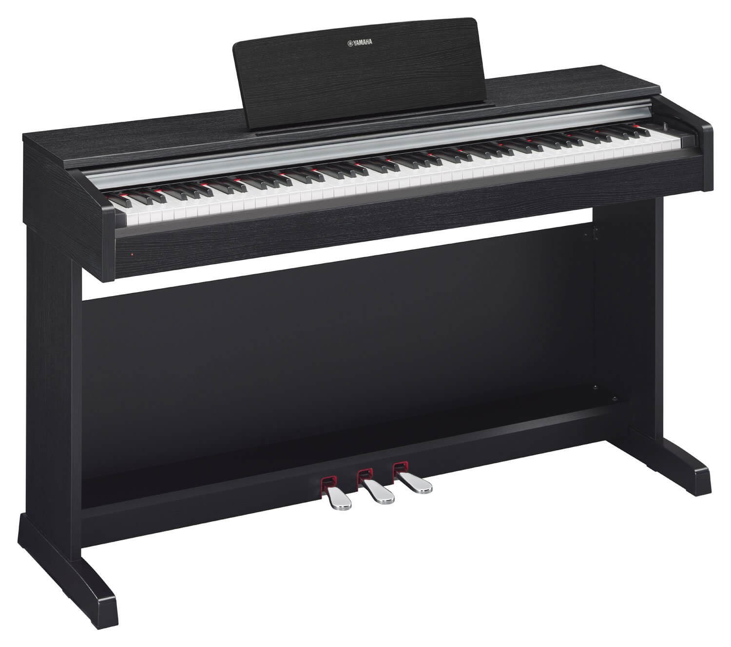 Yamaha YDP-143B Digital Piano im Test