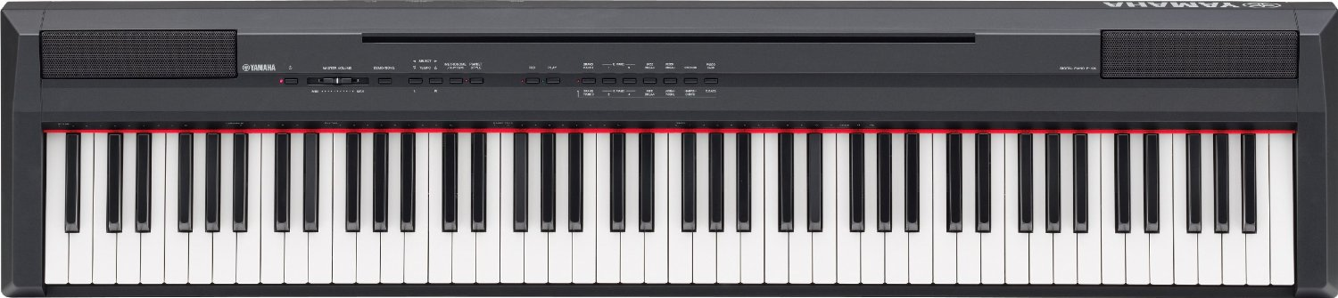 Yamaha P-125B Digital Piano (E-Piano) im Test